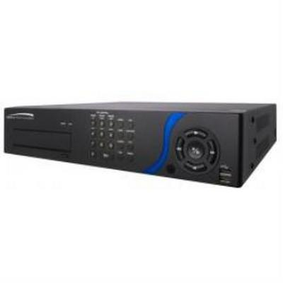 Speco D16LS4TB 16 Channel Embedded DVR with Loop outs, 4TB HDD