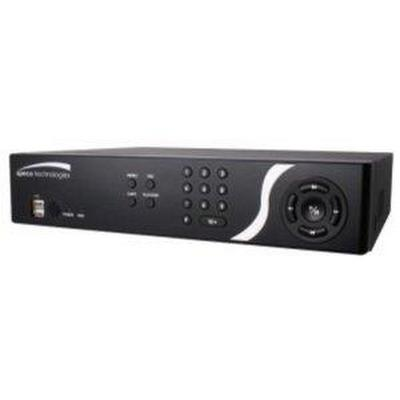 Speco D4CS2TB 4 Channel Embedded DVR, 2TB HDD