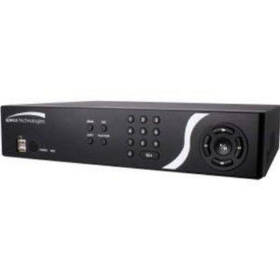 Speco D4CS500 4 Channel Embedded DVR, 500GB HDD