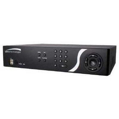 Speco D8CS1TB 8 Channel Embedded DVR, 1TB HDD