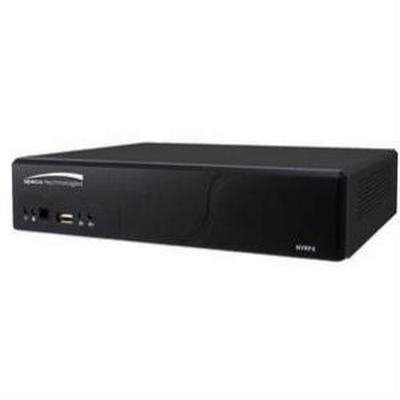 Speco NVRP42TB 4 Channel Network Video Recorder, 2TB HDD