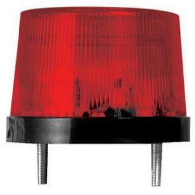 Speco SFR12 Weatherproof Strobe Flasher Red