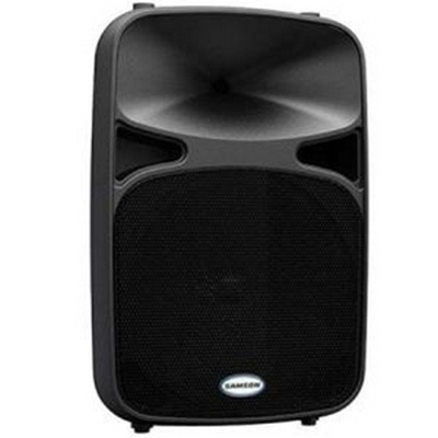 Samson SAROD412A Auro D412 Active Loudspeaker SAROD412A • Compact lightweight 2-way active speaker system