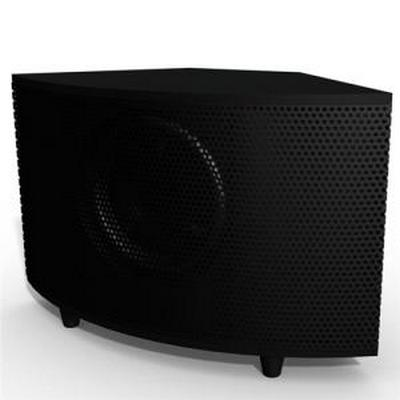 Sound Tube SM1001p-BK 10-inch active subwoofer with a 10-