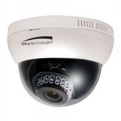 Speco O2DP8  ONSIP 2MP Day/Night Indoor Dome IP Camera 1080p,3.6-16mm AI VF Lens