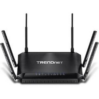 Trendnet TEW-828DRU AC3200 Dual Band Wireless AC Router /w USB Port