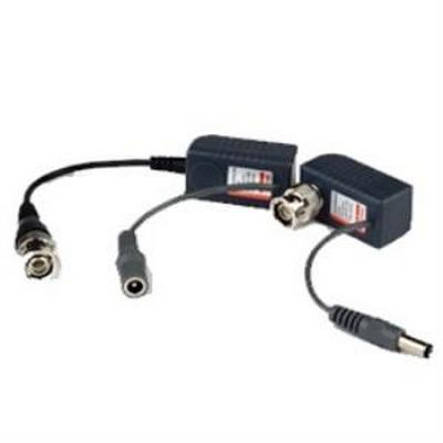 Winic W-VB213A   1Channel passive video balun w/ power