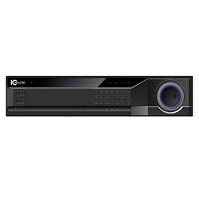 16 CHANNEL HYBRID DVR, FEATURES A 2000 GB HARD DRIVE, 16 CH ANALOG 480/480 FPS AT D1 & 16 CH IP UP TO 1080P MEGAPIXEL WITH HDMI OUTPUT - 2U RACKMOUNT, WITH DVD