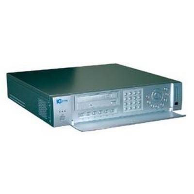 16 CHANNEL DVR - FEATURES A 2000 GB HARD DRIVE, 480/480 FPS AT 960H WITH H.264E, PENTAPLEX OPERATION, GIG LAN WITH HDMI OUTPUT - 2U RACKMOUNT, WITH DVD