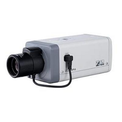 BOX STYLE MEGAPIXEL IR IP CAMERA, 3.0 MEGAPIXEL, 1080P AT 30 FPS UP TO 3.0MP AT 15 FPS WITH H.264E COMPRESSION, 12VDC OR POE 802.3AF - NO POWER SUPPLY OR LENS INCLUDED