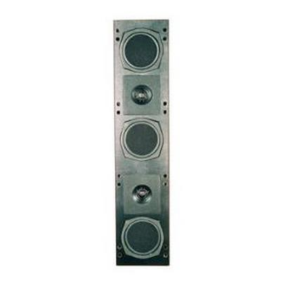 PhaseTech CI-150 CLR in-wall speaker - each pair of speakers makes up LCR configuration, no need for separate center channel speaker.