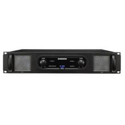 Samson SX1800 Professional Class AB Power Amplifier