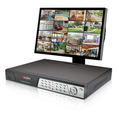 Spyclops SPY-DVR16 16 CHANNEL DVR 1TB