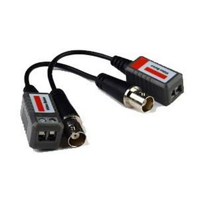 W-VB202P  BNC Twisted pair video Balun w/ pigtail